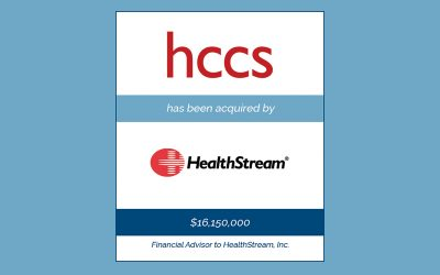 HealthStream Acquires Health Care Compliance Strategies