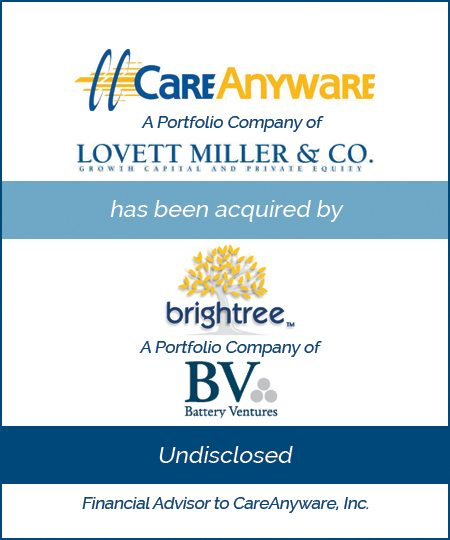Brightree Acquires CareAnyware*
