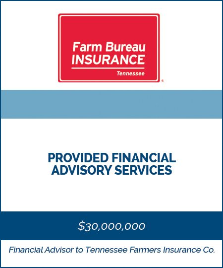 Tennessee Farmers Insurance Awarded Premium Tax Credits