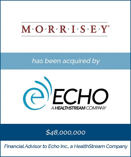 HealthStream Acquires Morrisey Associates