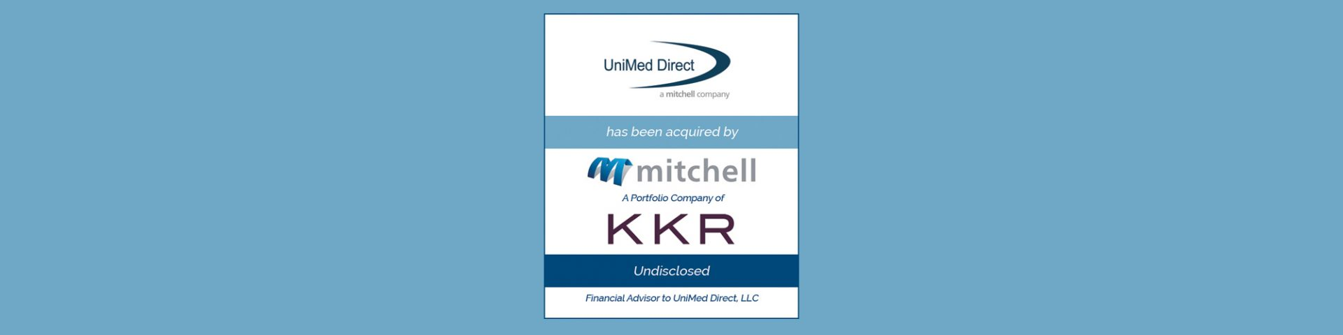 Mitchell International Acquires UniMed Direct | Bailey Southwell & Co.
