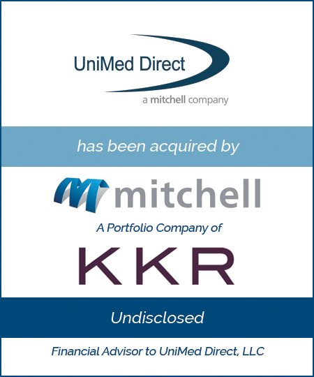 Mitchell International, a Portfolio Company of KKR Acquires UniMed Direct