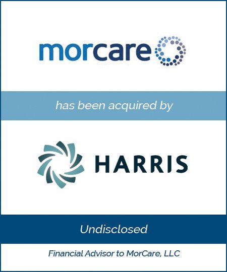 Morcare LLC has been acquired by HARRIS