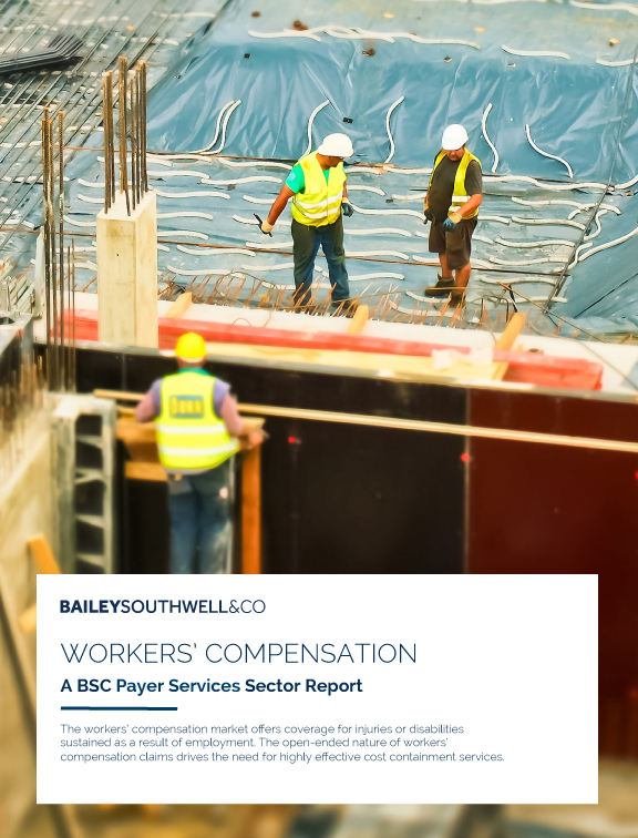 BSC Workers' Compensation Thought Piece (Payer Services) | Bailey Southwell & Co.