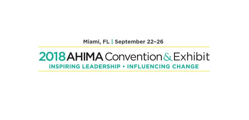2018 AHIMA Convention & Exhibit | Bailey Southwell & Co.