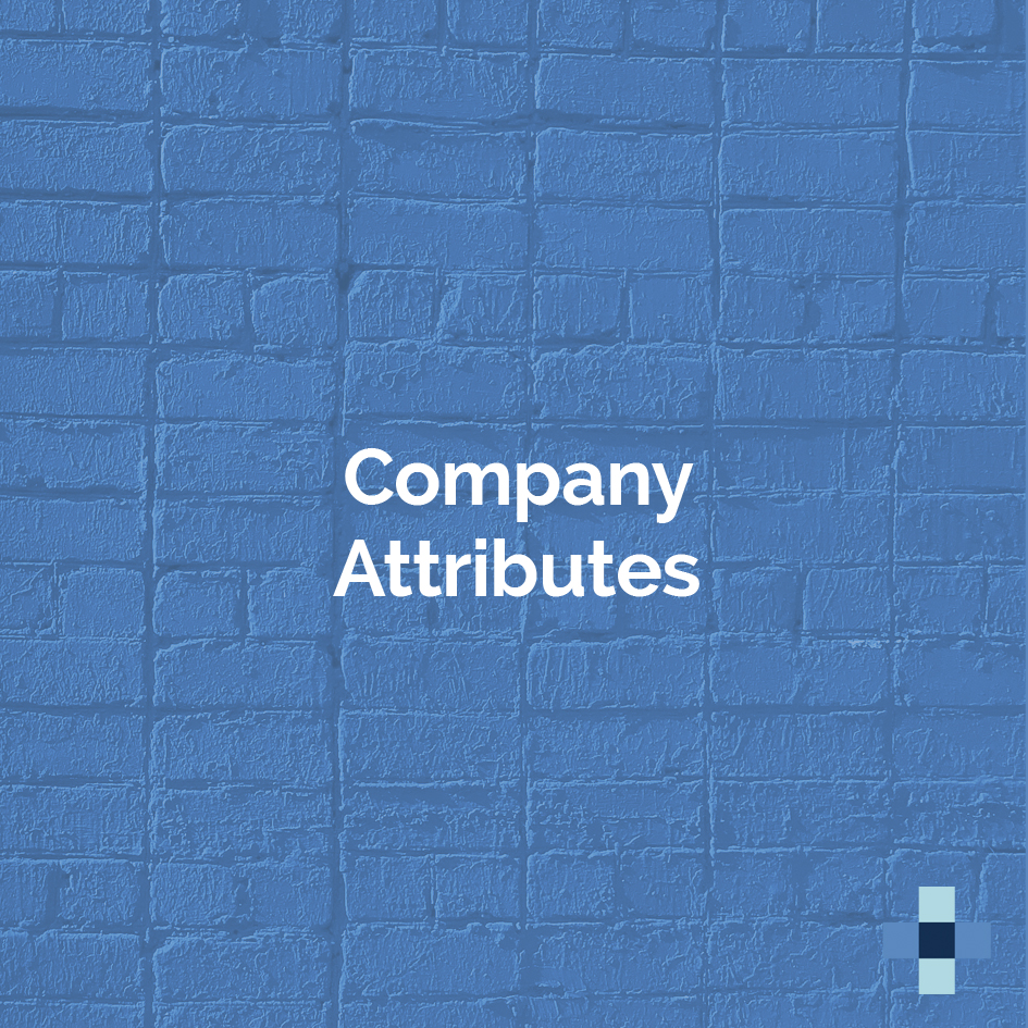 Company Attributes