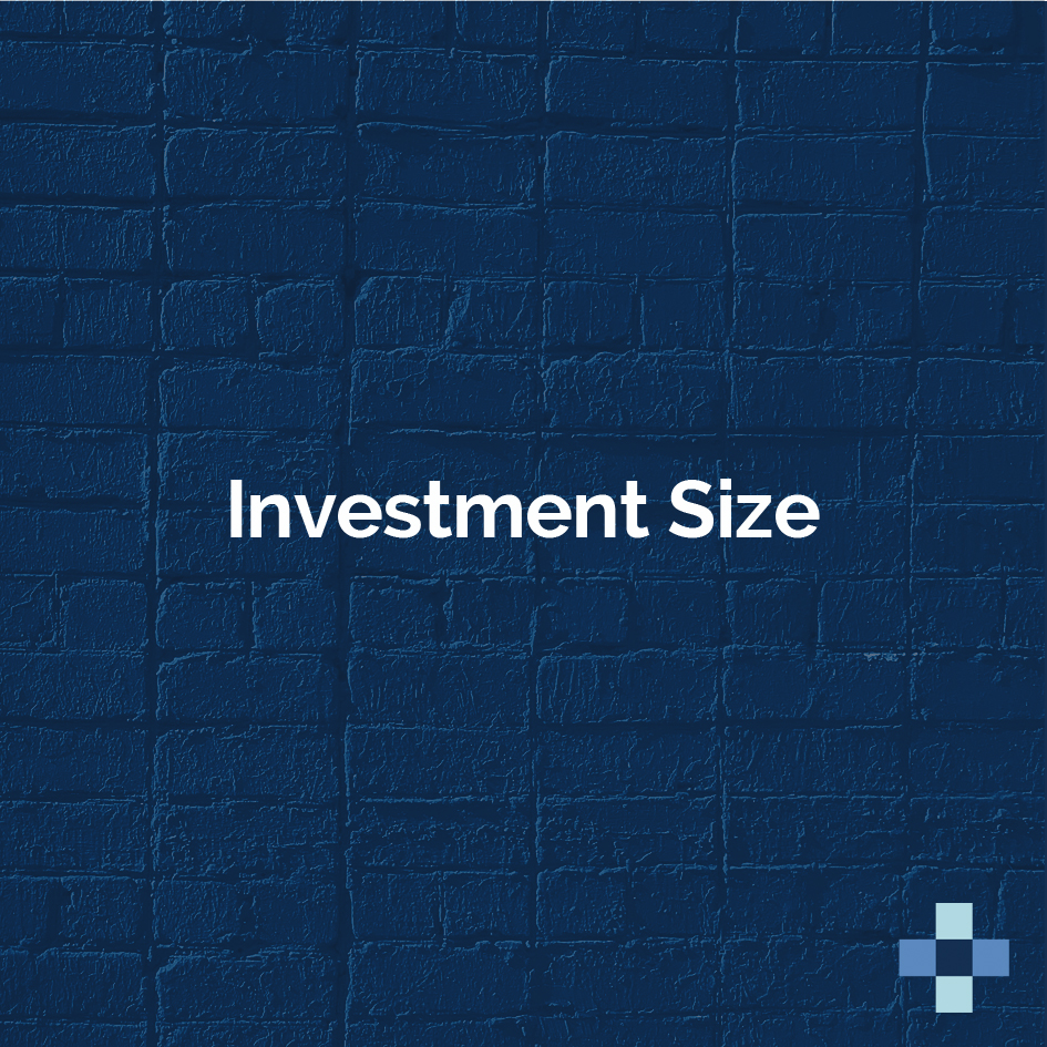 Investment Size