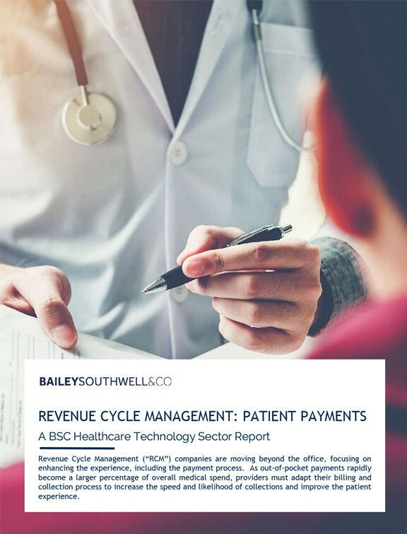 Revenue Cycle Management: Patient Payments
