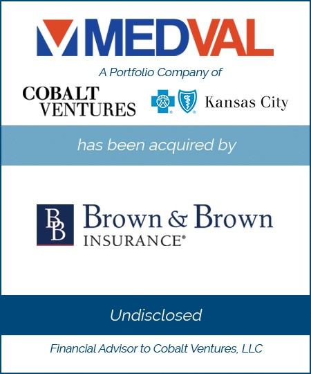 MEDVAL has been acquired by Brown and Brown