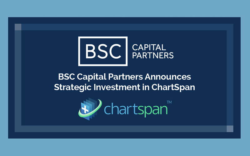 BSC Capital Partners Announces Strategic Investment in ChartSpan
