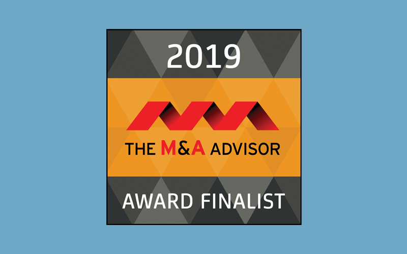 Bailey Southwell & Co. Nominated for the Boutique Investment Banking Firm of the Year Award by M&A Advisors